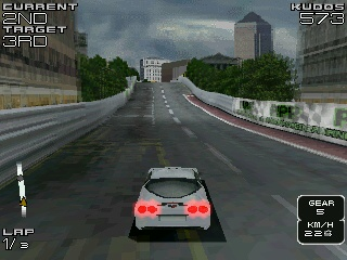 Game s60v3; Project Gotham Racing 320×240 HD